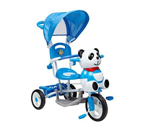 Globo Toys Globo - 36956 Vitamina_G Light Blue Panda Metal T