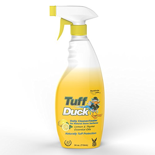 Marble Cleaner And Sealer : Tuff duck granite countertop daily cleaner sealer oz