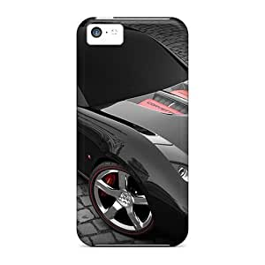 MMZ DIY PHONE CASESlim Fit Tpu Protector Shock Absorbent Bumper Mercedez Case For iphone 5/5s