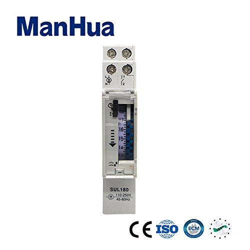 Manhua Hot Product sul180a on off Staircase Light Time Timer Switch Device Pictures
