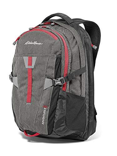Eddie Bauer Unisex-Adult Adventurer 30L Pack, Cinder HTR