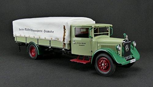 1 18 diecast trucks - 9