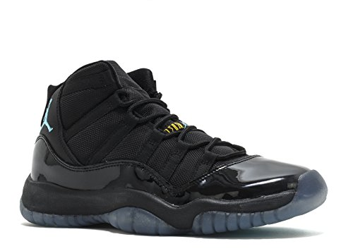 AIR JORDAN 11 RETRO (GS) 'GAMMA BLUE' - 378038-006