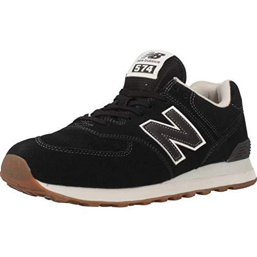 Sneaker New Ml574v2 Uomo Black Balance ASAPRrz