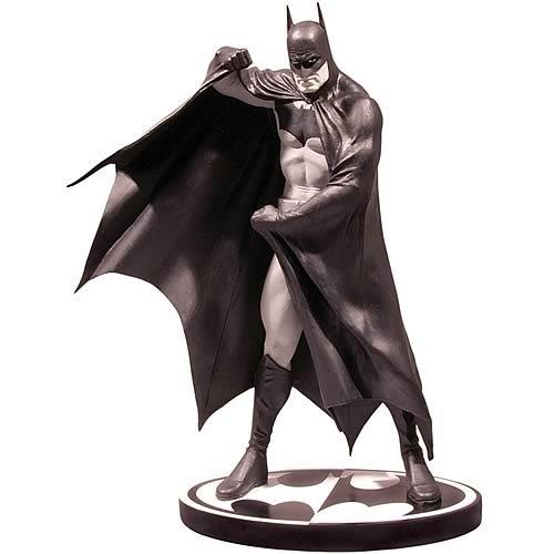 Batman Black & White Statue By Alex -