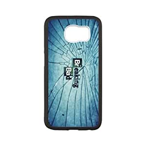 Samsung Galaxy S6 Cell Phone Case White Breaking Bad kbo