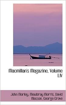 Book Macmillan's Magazine, Volume LIV: 54