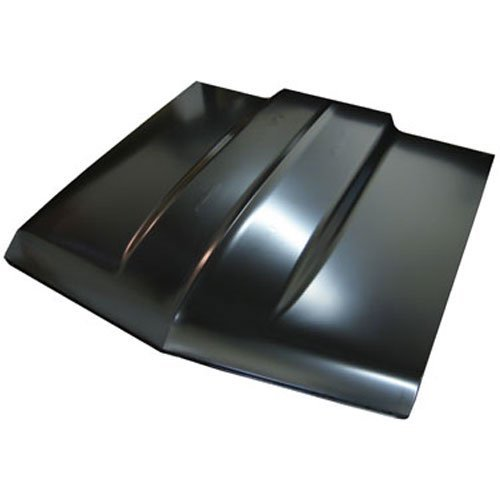 Golden Star Auto HO03-671 Cowl Induction Hood Chevelle Cowl Induction Hood