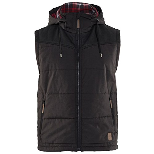 Dark Grey 2X-Large Blaklader 389918459800XXL Winter Waistcoat