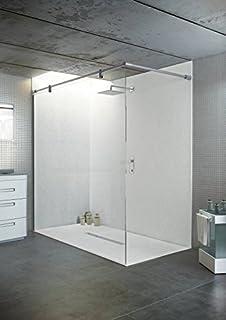 Ebene Dusche ebenerdige dusche mit duschrinne 120x80 aus mineralguss bodenebene