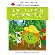 Anne… la tomate au trognon vert: Le droit à la sécurité