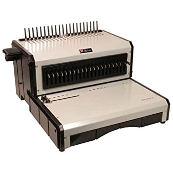 Image of Binding Machines Akiles AlphaBind-CE Electric Comb Punch & Bind Machine
