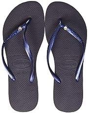 Havaianas SLIM CRYSTAL GLAMOUR Moda Ayakkabılar Kadın