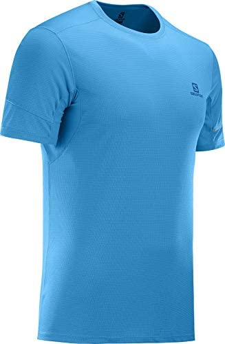 アウトドア Tシャツ AGILE SHORT SLEEVE TEE MEN (アジャイル ショートスリーブ ティー メンズ) S~L (日本サイズM~XL相当)
