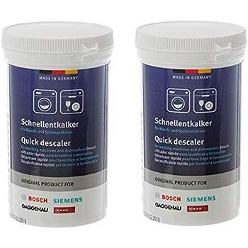 Amazon.com: Bosch 00311918 - Descalcificador rápido para ...