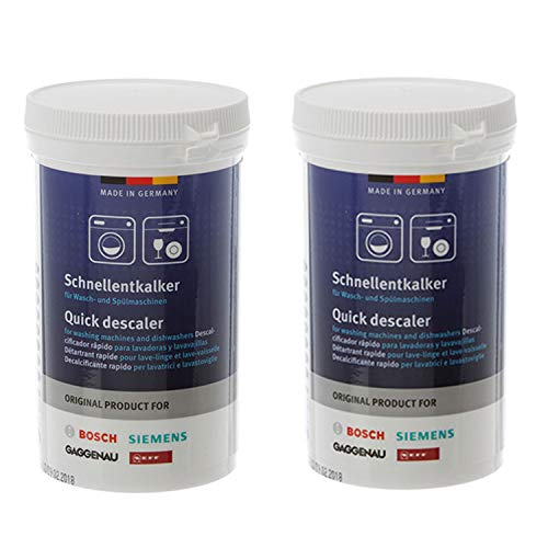 Bosch 00311918 Quick Descaler for Washing Machines and Dishwashers 2-Pack by Bosch (Image #3)