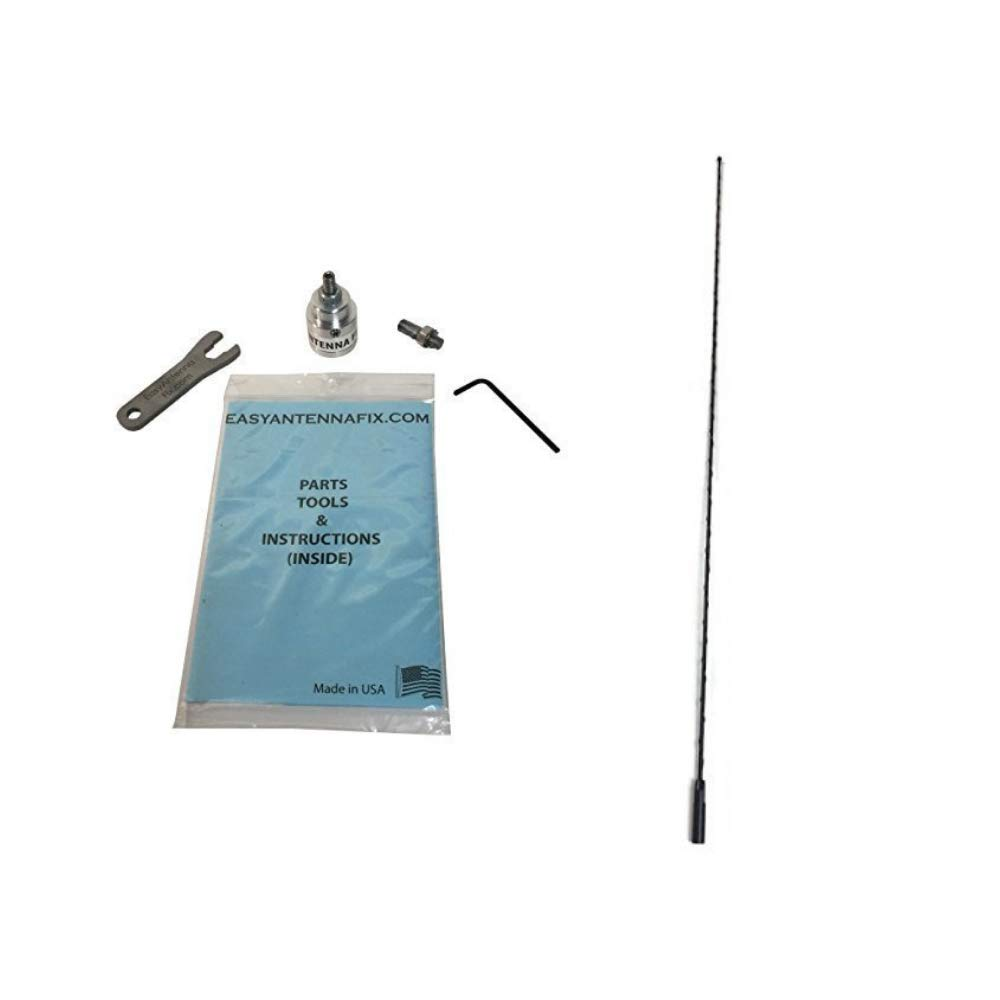 Antenna and Easy Antenna Fix for Chevy, GMC Trucks and Cadillac Escalade SUVs by EasyAntennaFix