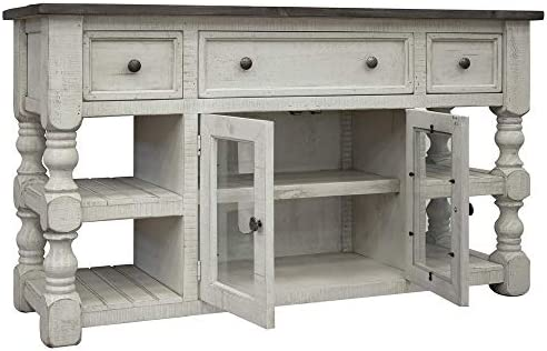 Crafters and Weavers Stonegate TV Stand