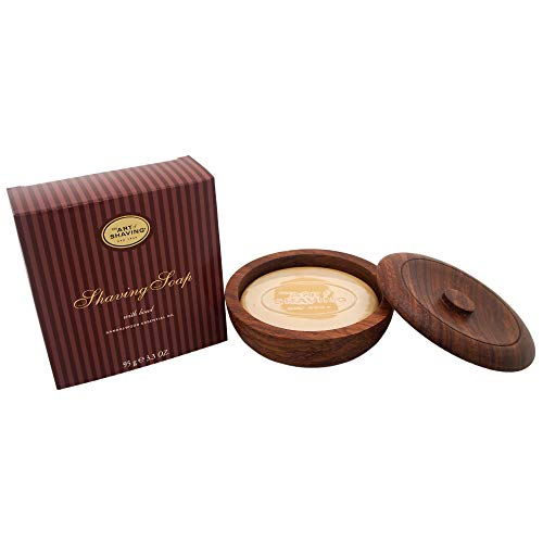 (The Art of Shaving TAOS Soap with Bowl, Sandalwood, 3.3 oz.)
