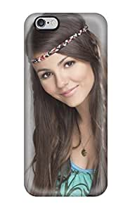 Iphone 6 Plus OEBYmdO9855pkwnf Victoria Justice Tpu Silicone Gel Case Cover. Fits Iphone 6 Plus