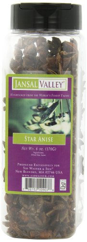 Jansal Valley Star Анис, 6 унция