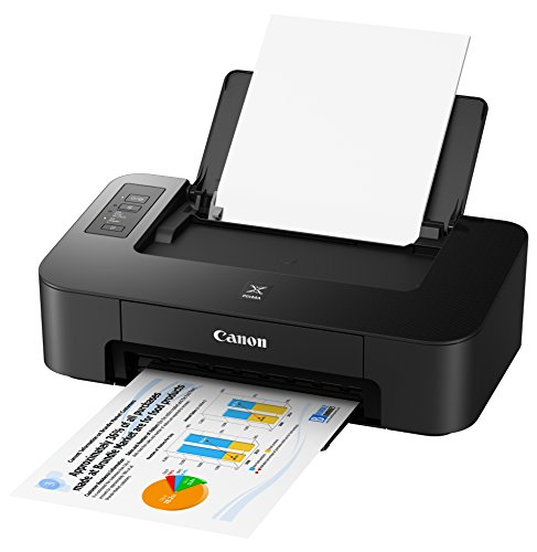 Canon TS202 Inkjet Photo Printer, Black