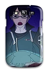 Shock-dirt Proof World Trigger Episode 7 Case Cover For Galaxy S3