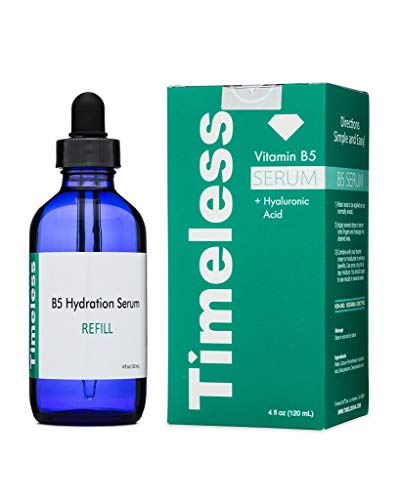 VITAMIN B5 SERUM with HYALURONIC ACID 4 0z refill