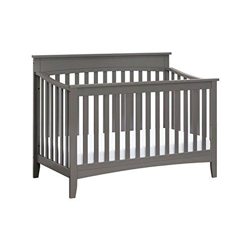 DaVinci Grove 4-in-1 Convertible Crib in Slate Finish