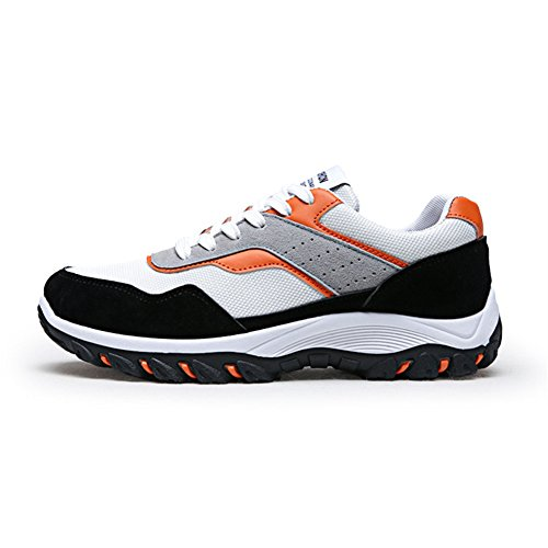 Hibote Hommes Sneakers Casual Chaussures de Sport Pour Course Running Fitness Joggings Gym
