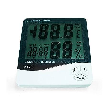AMZ LCD Thermom/ètre /à Frigo R/éfrig/érateur Digital Sonde