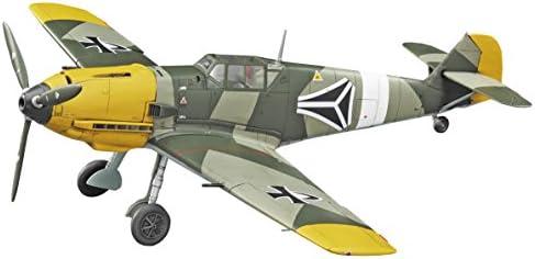 ハセガワ クリエーターワークスシリーズ 終末のイゼッタ メッサーシュミット Bf109E-4 1/48スケール プラモデル 64741