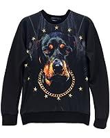 Pizoff Unisex Exaggerating Sweater T Shirts
