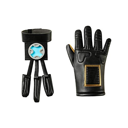 Avengers: Endgame Clinton·Barton Hawkeye Ronin cosplay gloves pu leather for adults]()