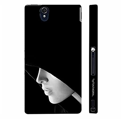 Sony Xperia Z Shadow in The Hood Designer Mobile Hard