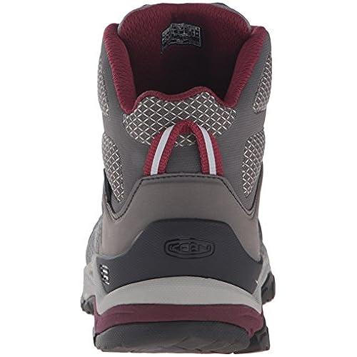 Zapatos de High Rise Senderismo para Mujer KEEN Aphlex Mid WP