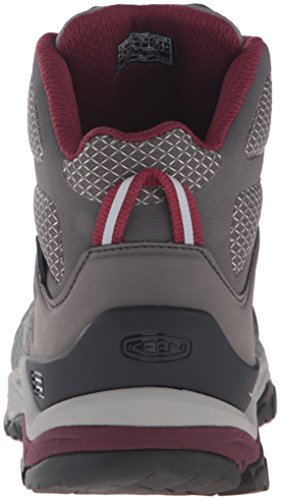 Hiking Keen Women's Wp Rise Mid Grey Boots Aphlex Raven Gargoyle High 6RYxpRwqn