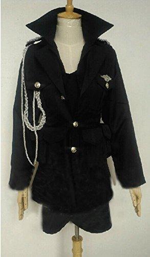 Axis Powers Hetalia APH Germany for Man Uniform Cosplay Costume Customize Cosplay Costume]()