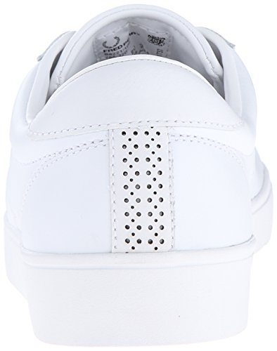 Fred Perry Fp Spencer - - Hombre, White, 45