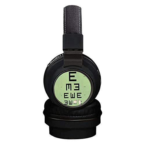 INmark - Auriculares inalámbricos con Bluetooth, con Tarjeta SD, Radio FM, Bluetooth 4.2, micrófono de Control de Volumen,...