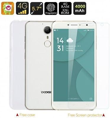 Doogee F7 Pro Smartphone - Helio X 20 Deca Core CPU, 4GB de RAM ...