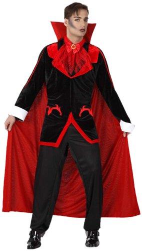 Atosa - Disfraz de Drácula para hombre, talla M/L (14872): Amazon ...