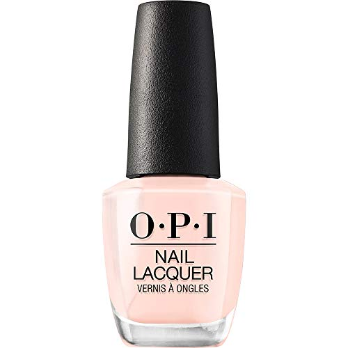 (OPI Nail Lacquer, Bubble Bath )