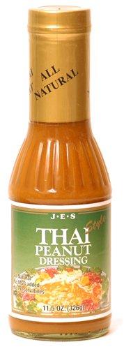 - Thai Style Peanut Dressing