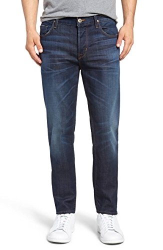 Hudson Men's Sartor Slouchy Skinny-Fit Jeans (36, Unplug) by Hudson Jeans