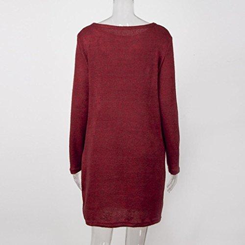 Lange kleider in rot
