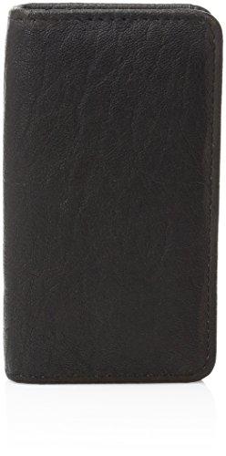Dopp Men's 6 Piece Manicure Set, black, One Size