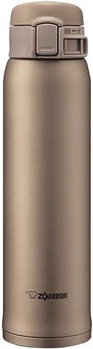 Zojirushi-SM-SE60NZ-Stainless-Steel-Vacuum-Insulated-Mug,-20-Ounce,-Beige-Gold
