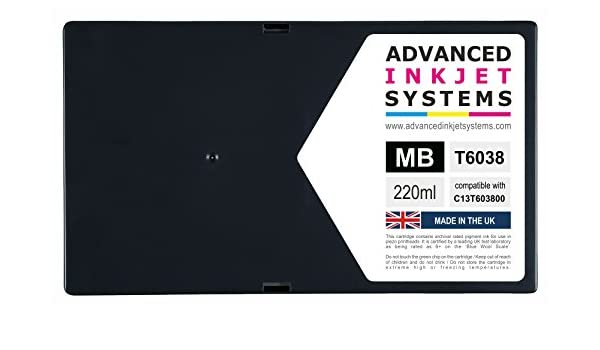 Compatible 220 ml cartuchos de tinta para impresoras Epson Pro ...