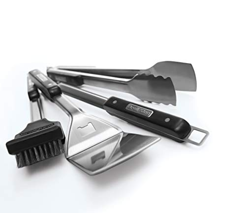 Broil King 64004 4-Piece Imperial Premium Grill Tools Set